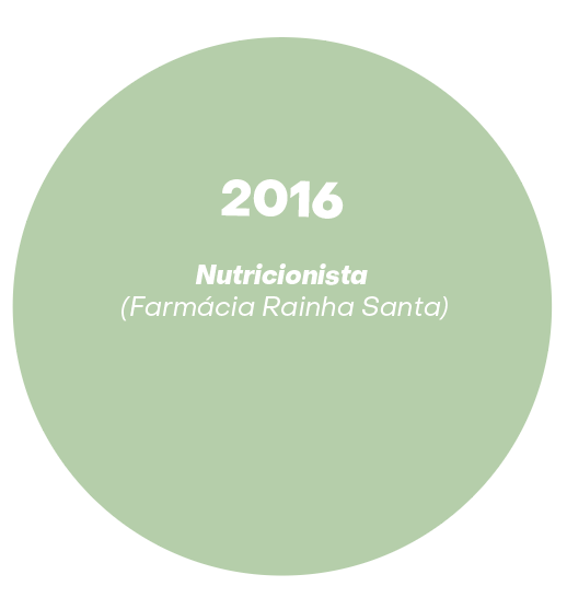 Nutricionista (Farmácia Rainha Santa)